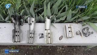 ВСУ продолжают наносить массированные артобстрелы по жилым районам Горловки