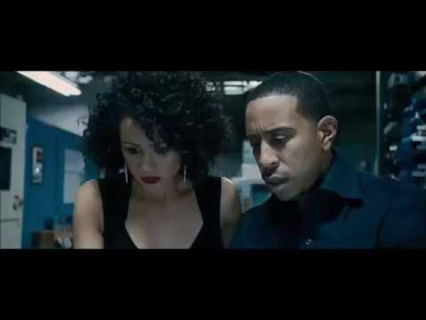 Fast and Furious 7     Abu Dhabi Scene Paul Walker  Vin Diesel and Ludacris