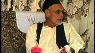Interview Sahibzada Abdul Hameed Khan sahib, Islam Ahmadiyya (Pushto)