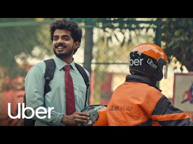 Uber Moto - Narrow Roads (Bengali) | Uber