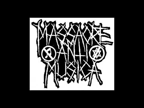 Kali Yuga Noise / Massacre Anti Musica split LP