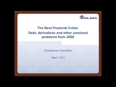 The Next Financial Crisis 2015