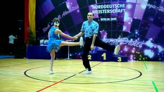 ndm 2016 berlin boogie woogie main a fast final jojo kerstin