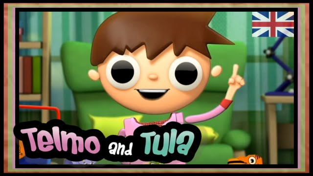 Telmo And Tula Paper Animal Kids Handicrafts Video Cartoon