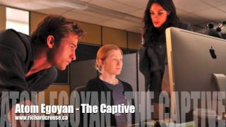 "Richard Crouse Interviews Atom Egoyan On ""The Captive"""