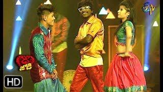 Ritik and Tanvi Performance | Dhee Jodi | 16th January 2019 | ETV Telugu