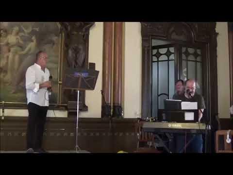 Joaquim D'Aboim em dueto com o Mestre Dino Balula  - Nanda Serena