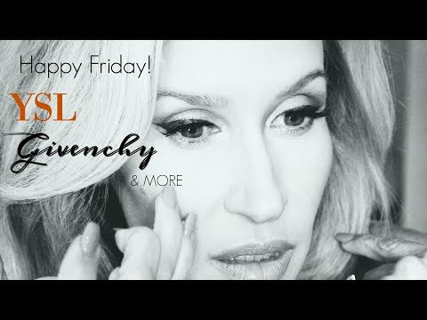 Happy Friday! YSL Givenchy & More