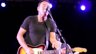"Bruce Springsteen with The Composure - ""Dancing In The Dark"""