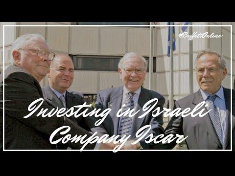 An Interview with Warren Buffett, Charlie Munger and Iscar Executives