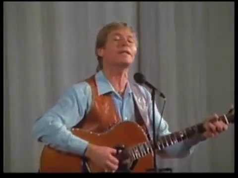 "John Denver performs ""It's About Time"" in Russia [1985]"