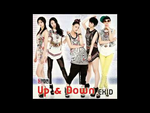 EXID - Up & Down