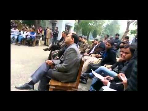 republic day(2014) speech by mohd. hamzah mbbs 2010 jnmc amu TOPIC - jang-e-azadi aur ulmae-hind
