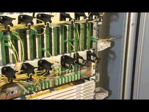 Raccordement d'un immeuble à la fibre optique
