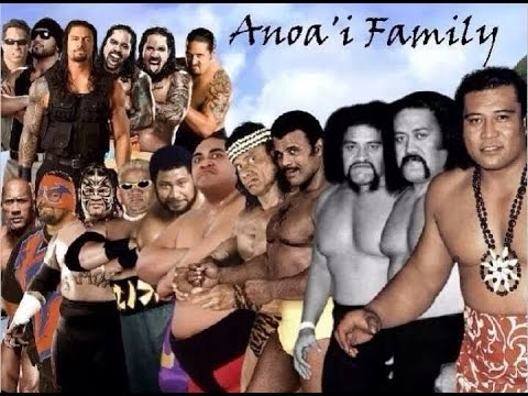 The Anoa'i Family is Annoyed!!!