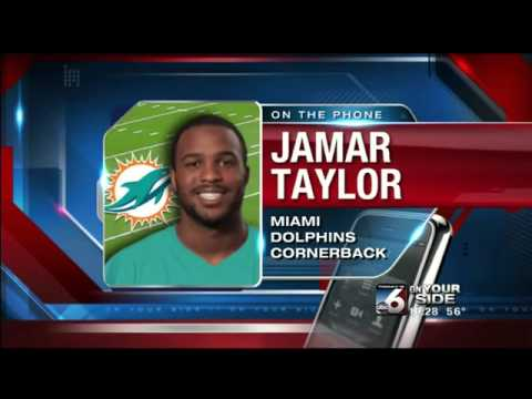Jamar Taylor drafted 54th overall by Miami Dolphins