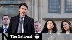 Trudeau announces $1 billion fund for coronavirus outbreak