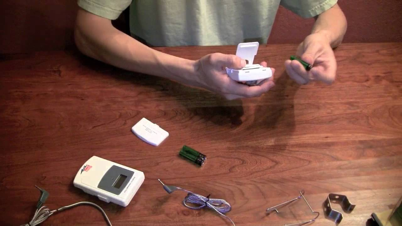 Maverick Redi Check Wireless Smoker Thermometer Youtube