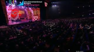 Quest Pistols Show (день всех влюблённых в Кремле 2017)