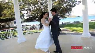 StarryImage=Jun and Hailie wedding highlights on Vimeo 1