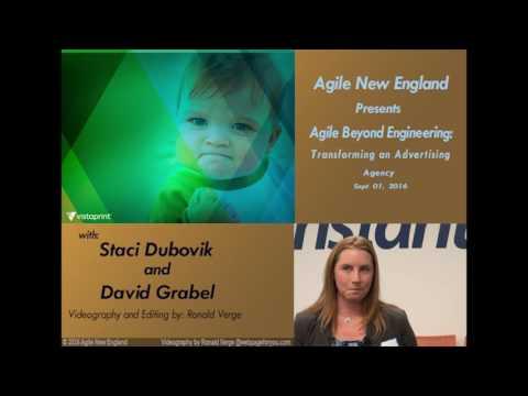 Agile Beyond Engineering: Transforming an Advertising Agency