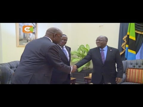 Tanzania to send 500 doctors to Kenya