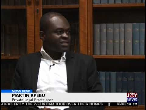KNUST Protest - News Desk on JoyNews (23-10-18)