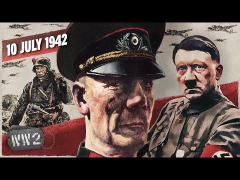 150 - Fall Blau - A Victim of Its Own Success? - WW2 - July 10, 1942