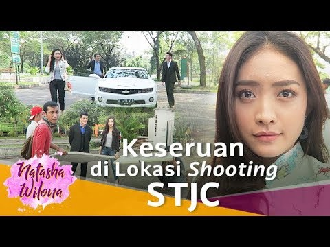 Keseruan di Lokasi Shooting STJC #wilovlog