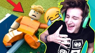 Responding to the FUNNIEST ANIMATIONS in Roblox 😄!