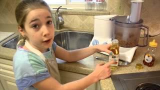 Lily's Yummy Num Nums - Almond Hazelnut Butter