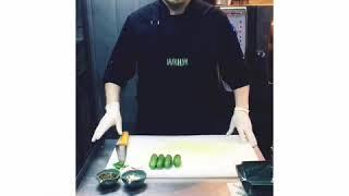 Мастер класс салат битые огурцы