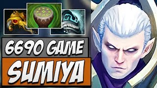 Sumiya Invoker - 6690 Matches | Dota 2 Gameplay