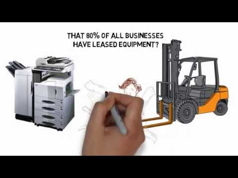 Business Equipment Financing: Business Equipment Leasing For The 21st Century Business