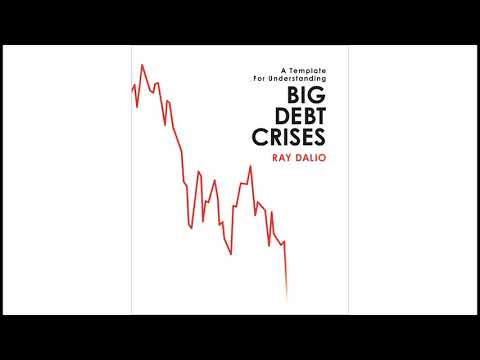 Ray Dalio - A Template for Understanding Big Debt Crises (Audiobook)