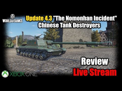 Chinese Tank Destroyers World Of Tanks Console