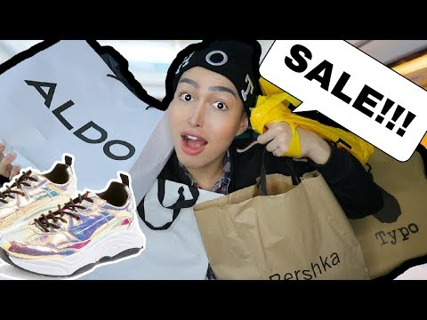 NEW YEAR, NEW STYLE SI ABOUT RAF! (SHOPPING + HAUL 2019!!!)