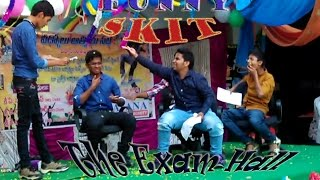 [The Exam Hall] Funniest skit by Narayana school students on Farewell(Telugu & Hindi)
