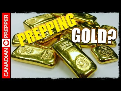 Gold, BitCoin and Prepping: Words of CAUTION...