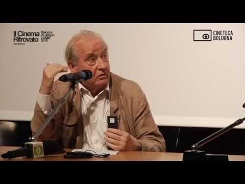 Il cinema secondo Marco Bellocchio. Conversazione con Michel Ciment