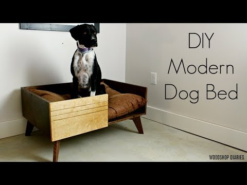 how-to-build-a-modern-diy-dog-bed
