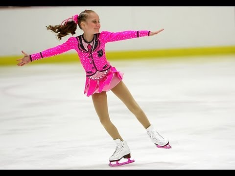 Shayna Chapman Figure Skating to Legally Blonde's OMG YOU GUYS