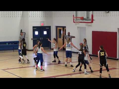 North Allegheny 8th Grade vs  West Fairmont Middle School August 19, 2017