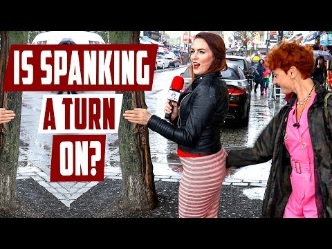 Is spanking a turn on?