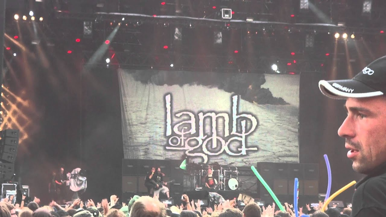 Lamb of God Wacken 2013 - Walk with me in Hell - YouTube for Lamb Of God Live At Download  45ifm