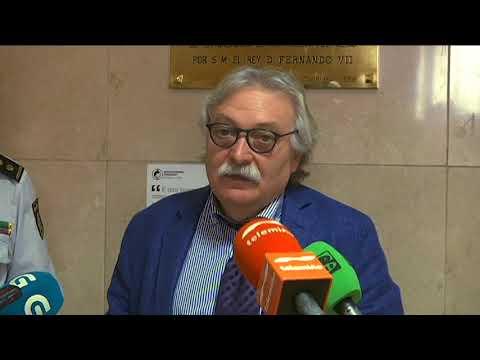 El Subdelegado del Gobierno de Ourense visita la Comisaría de Policía 18 7 18
