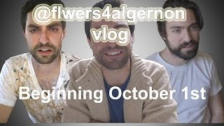 @Flwers4Algernon vlog - Official Trailer [HD]