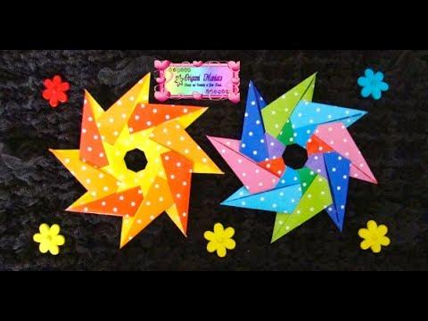 Origami Maniacs 126: Ildiko Star