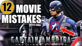 12 Mistakes of CAPTAIN AMERICA: THE FIRST AVENGER You Didn