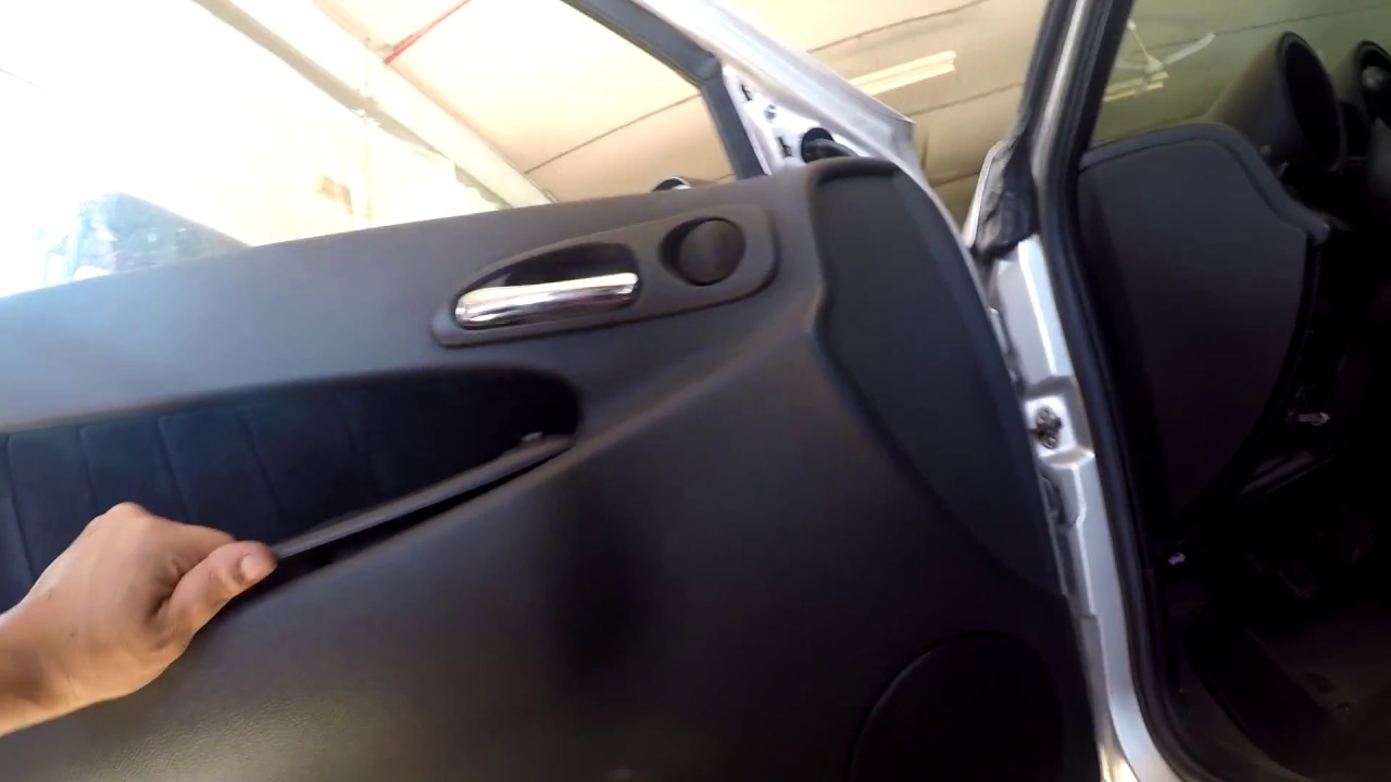 Alfa Romeo 156 Door Panel Removal Youtube